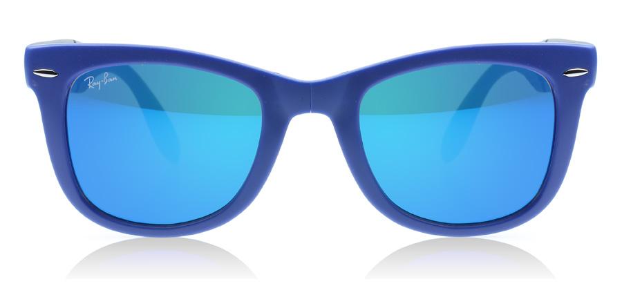 blå briller