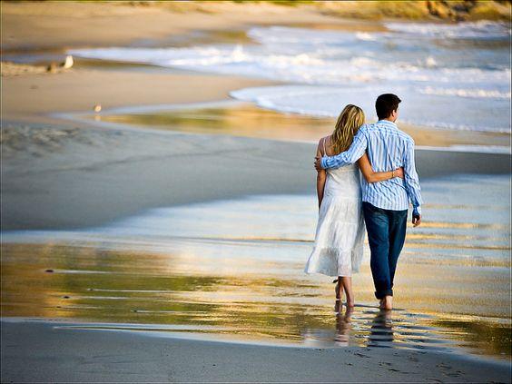par på strand 9